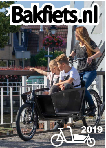 Folder Bakfiets.nl Nederlands